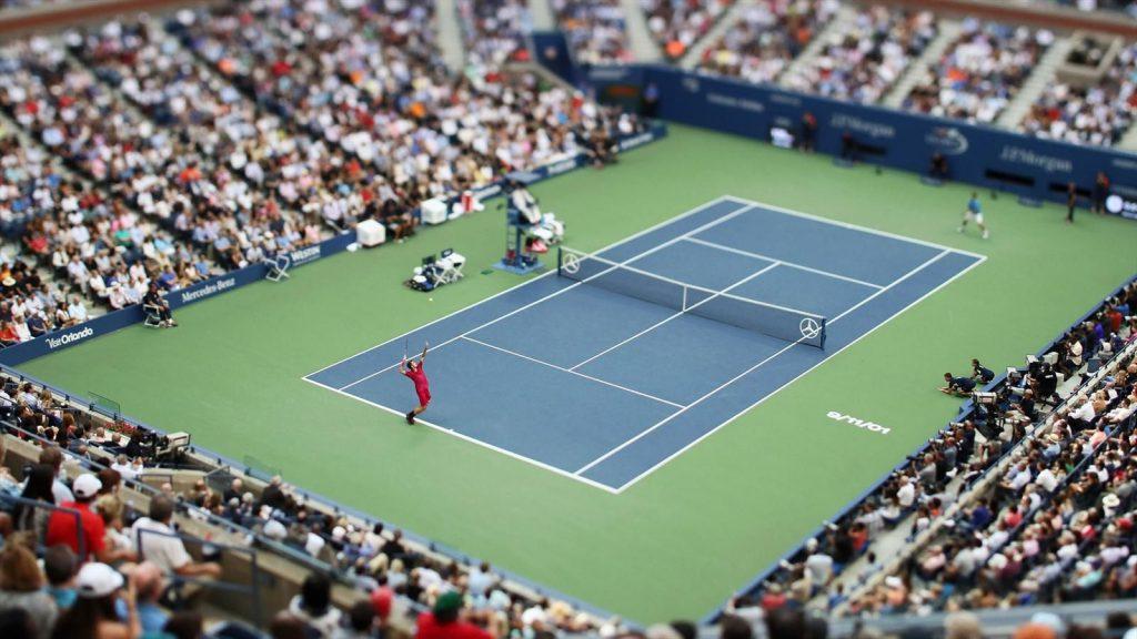 большая ставка теннис самая на